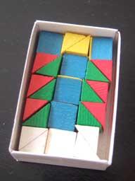 マッチ箱モザイク2