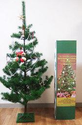 7プラスティフロア社・クリスマスツリー