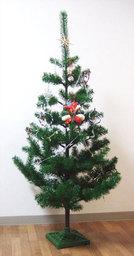 プラスティフロア社・クリスマスツリー1